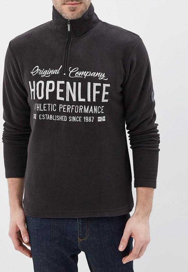 Олимпийка Hopenlife Hopenlife HO012EMATLY0 ветровка hopenlife hopenlife ho012ematlv6
