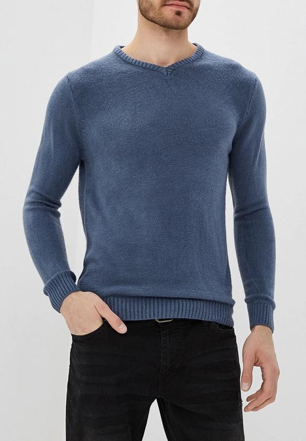 Купить Пуловер Hopenlife, HO012EMATMA0, синий, Осень-зима 2018/2019