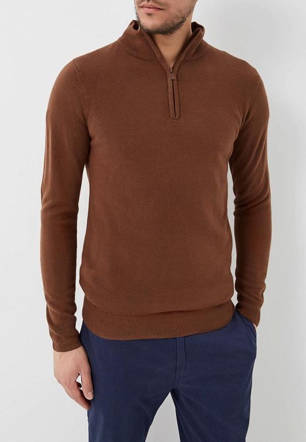 мужской свитер hopenlife, коричневый