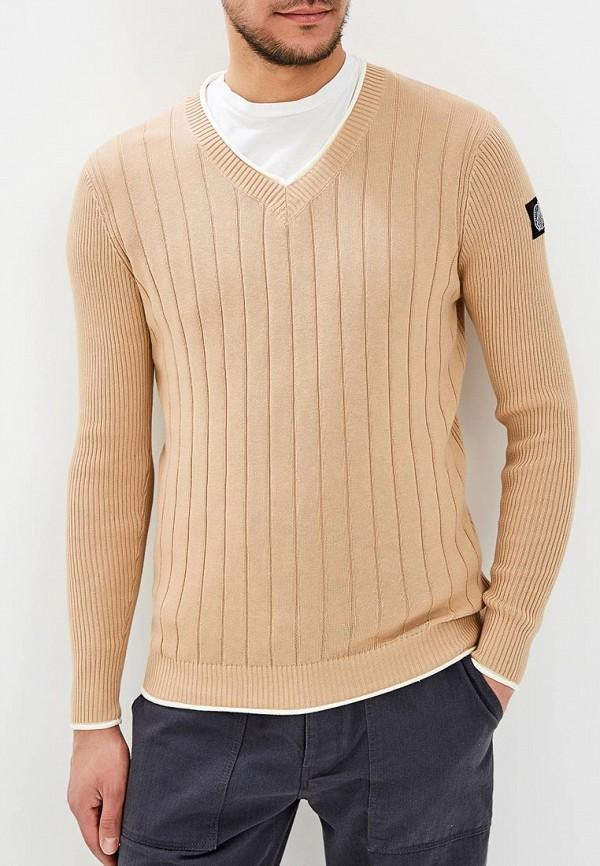 мужской пуловер hopenlife, бежевый