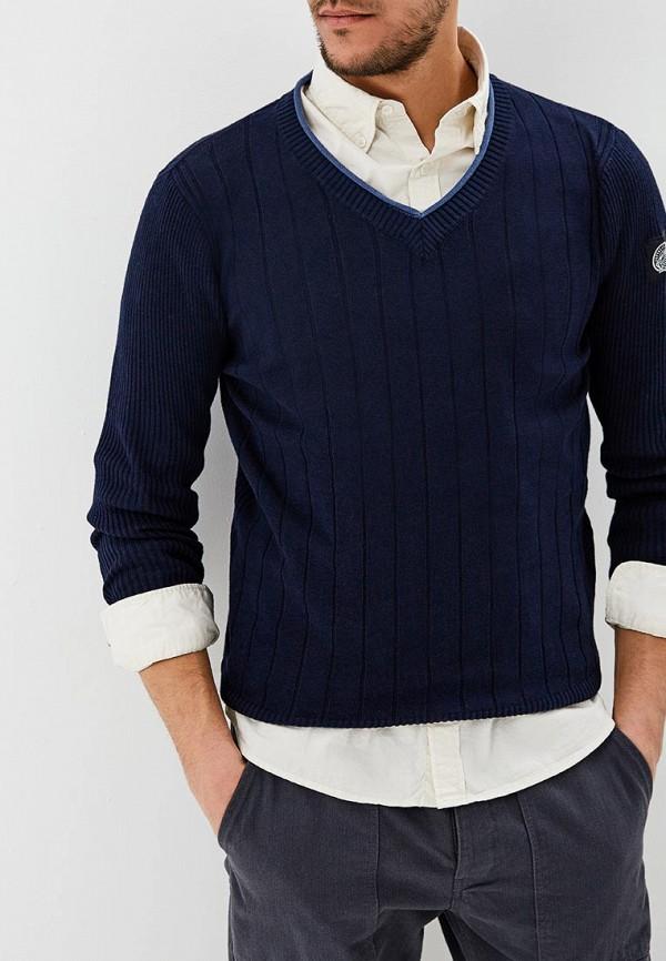 мужской пуловер hopenlife, синий