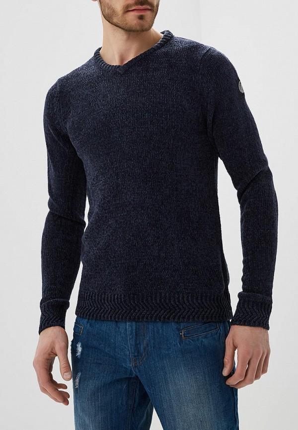Купить Пуловер Hopenlife, HO012EMATMD4, синий, Осень-зима 2018/2019