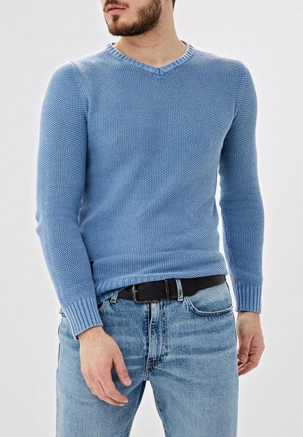 мужской пуловер hopenlife, голубой