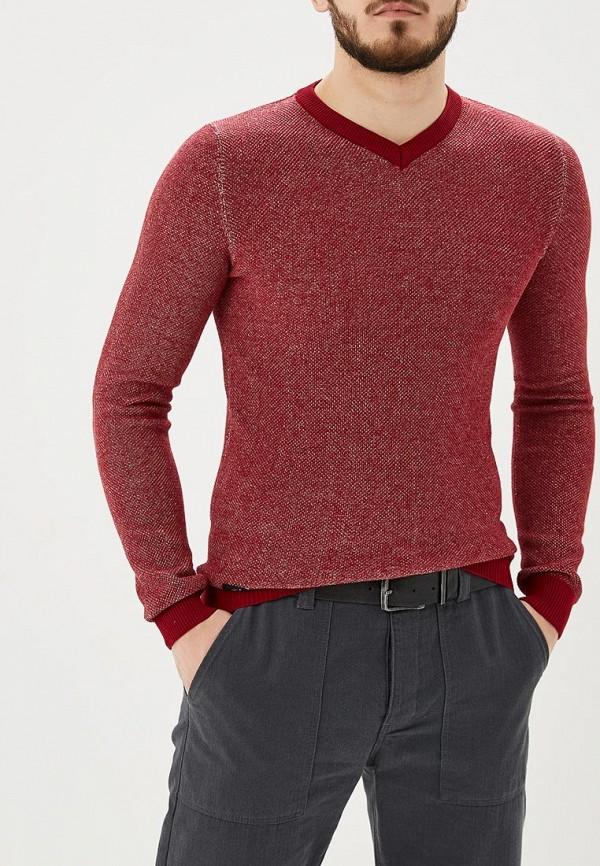 мужской пуловер hopenlife, бордовый