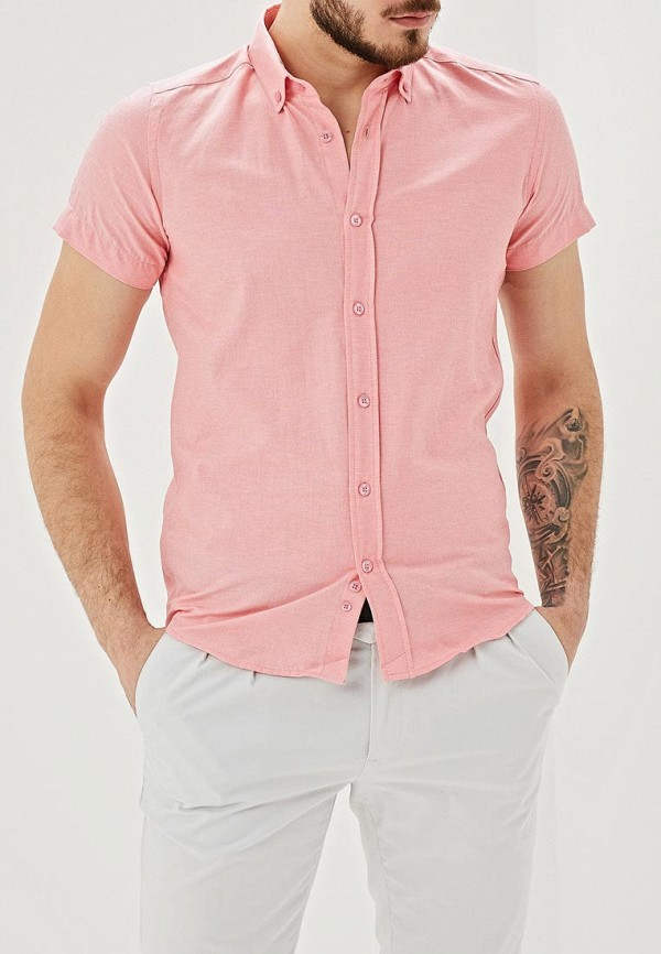 мужская рубашка с коротким рукавом hopenlife