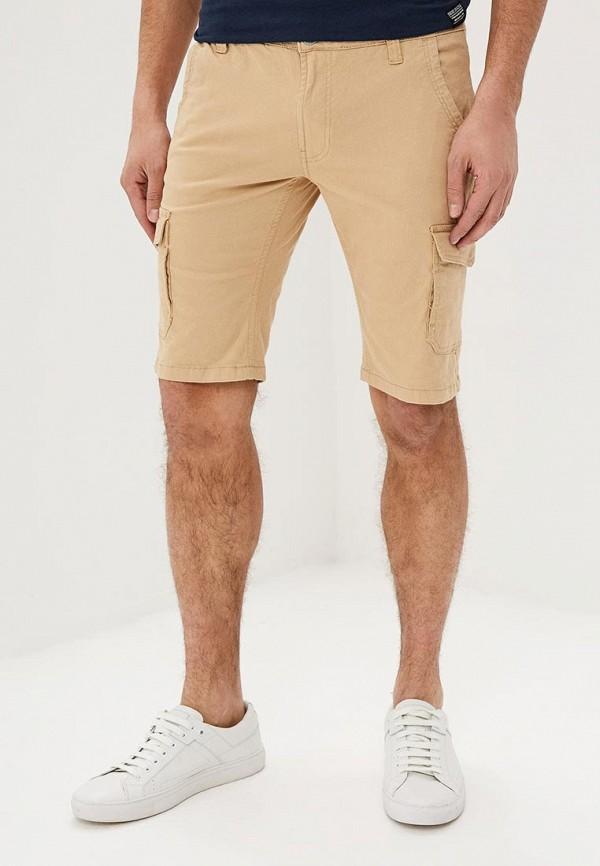 мужские повседневные шорты hopenlife, бежевые