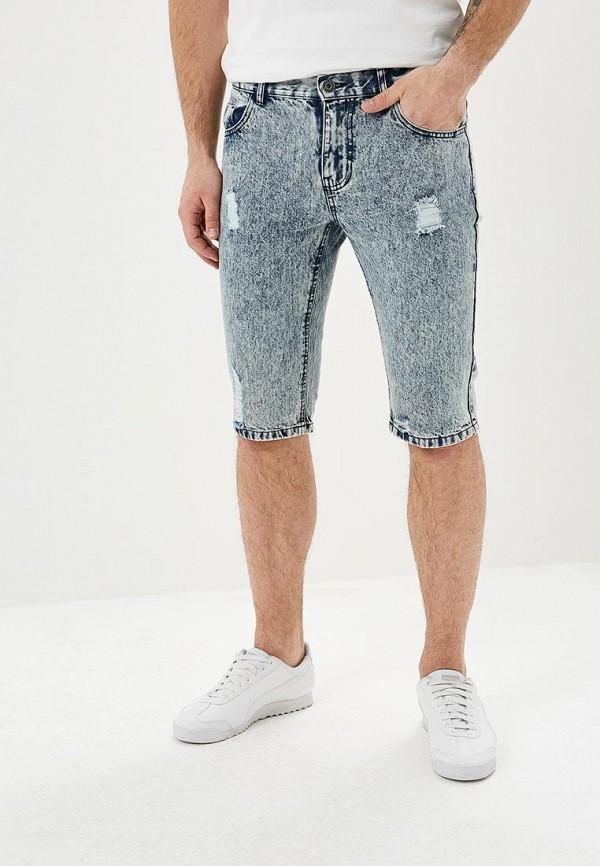 мужские джинсовые шорты hopenlife, голубые