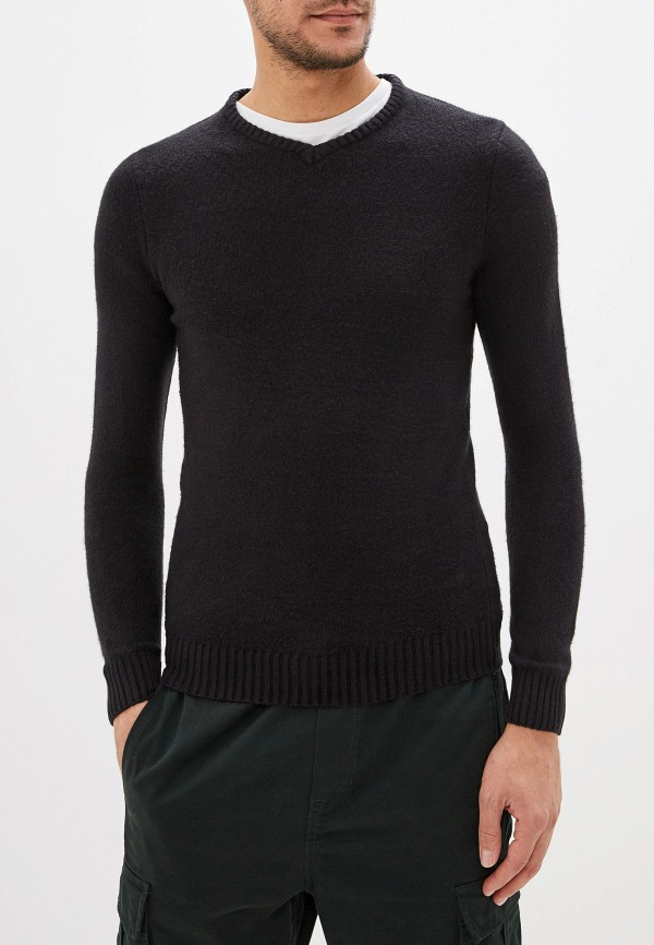 мужской пуловер hopenlife, черный