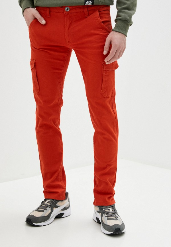 мужские брюки hopenlife, красные