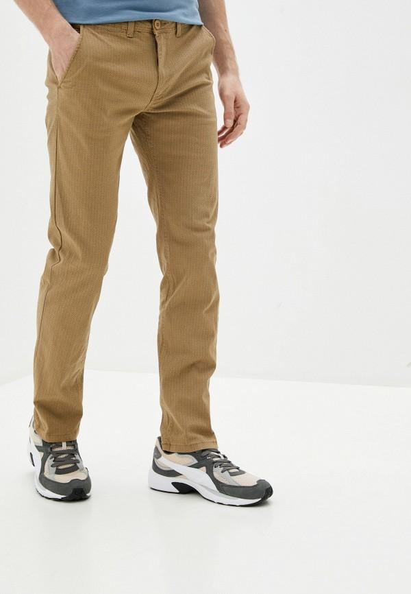 мужские прямые брюки hopenlife, бежевые
