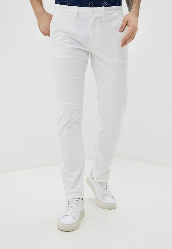 мужские повседневные брюки hopenlife, белые