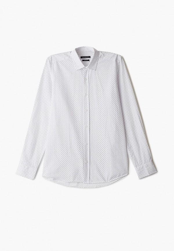 мужская рубашка с длинным рукавом hopenlife, белая