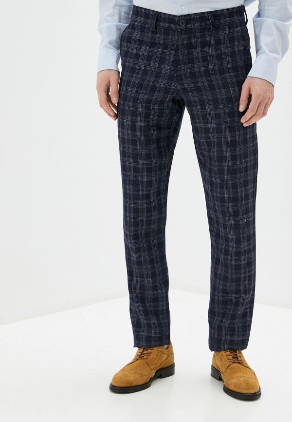 мужские повседневные брюки hopenlife, синие