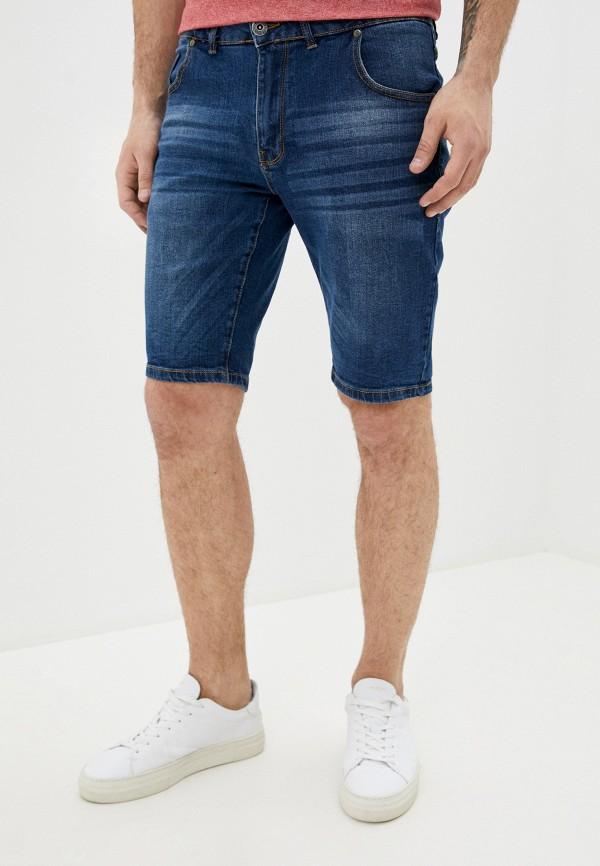 мужские джинсовые шорты hopenlife, синие