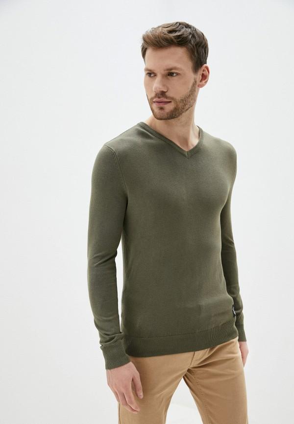 мужской пуловер hopenlife, хаки