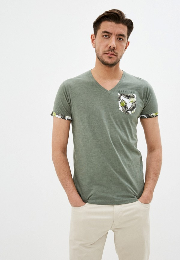 мужская футболка с коротким рукавом hopenlife, хаки