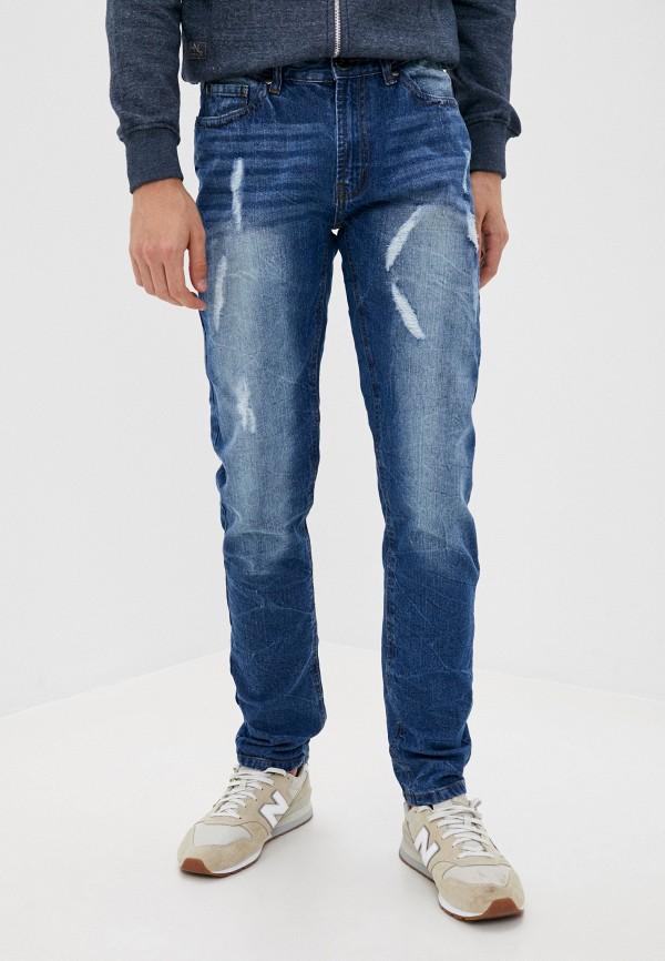 мужские прямые джинсы hopenlife, синие