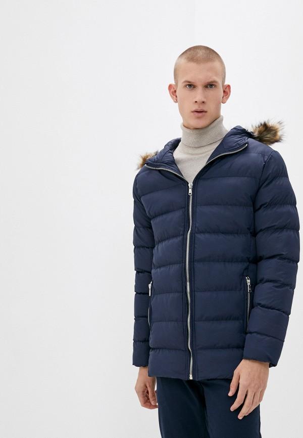 мужская куртка hopenlife, синяя