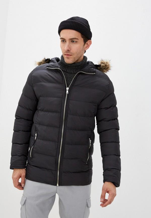мужская куртка hopenlife, черная