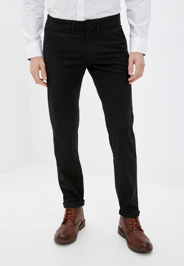 мужские повседневные брюки hopenlife, черные