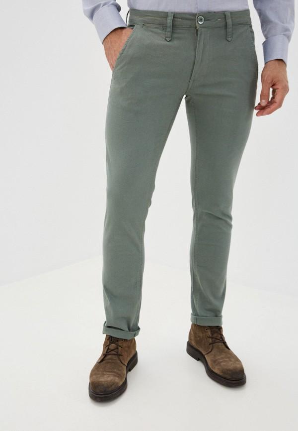 мужские прямые брюки hopenlife, зеленые