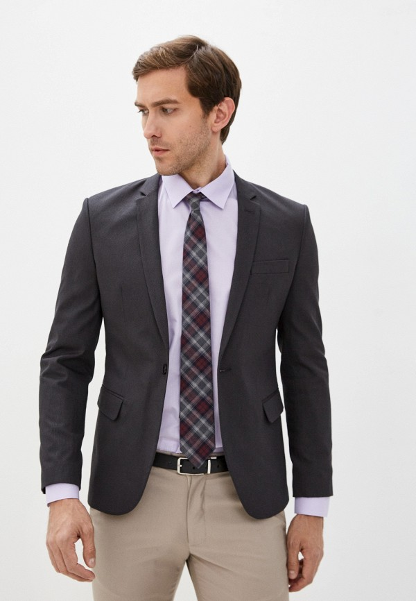 мужской пиджак hopenlife, черный