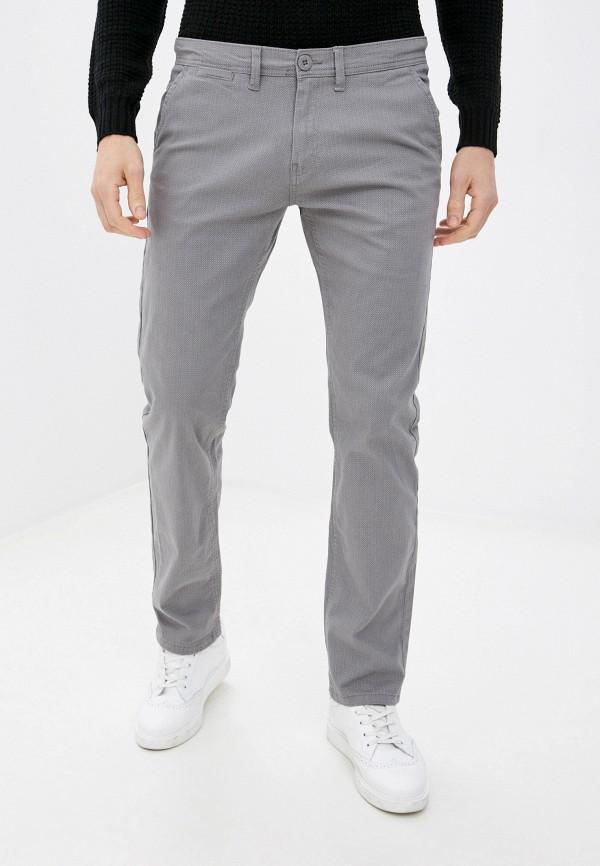 мужские брюки чинос hopenlife, серые