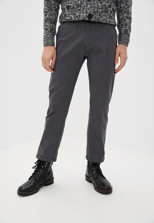 мужские повседневные брюки hopenlife, серые