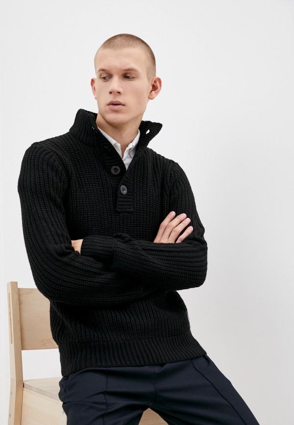 мужской свитер hopenlife, черный