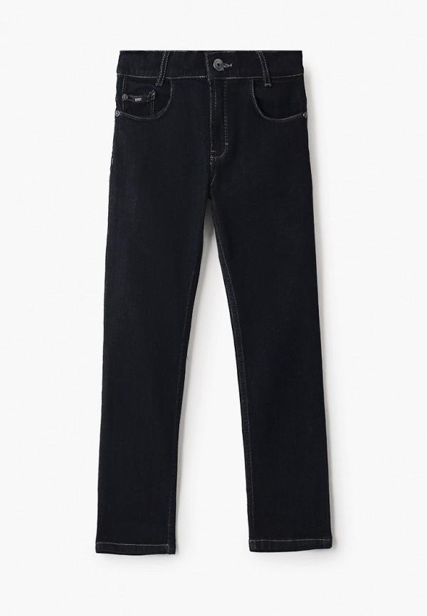 джинсы boss для мальчика, синие