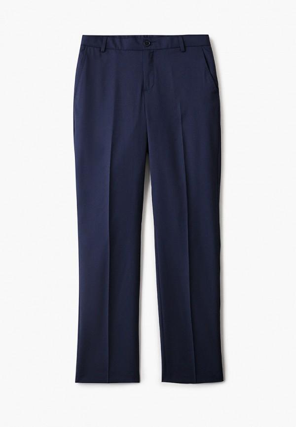 брюки boss для мальчика, синие
