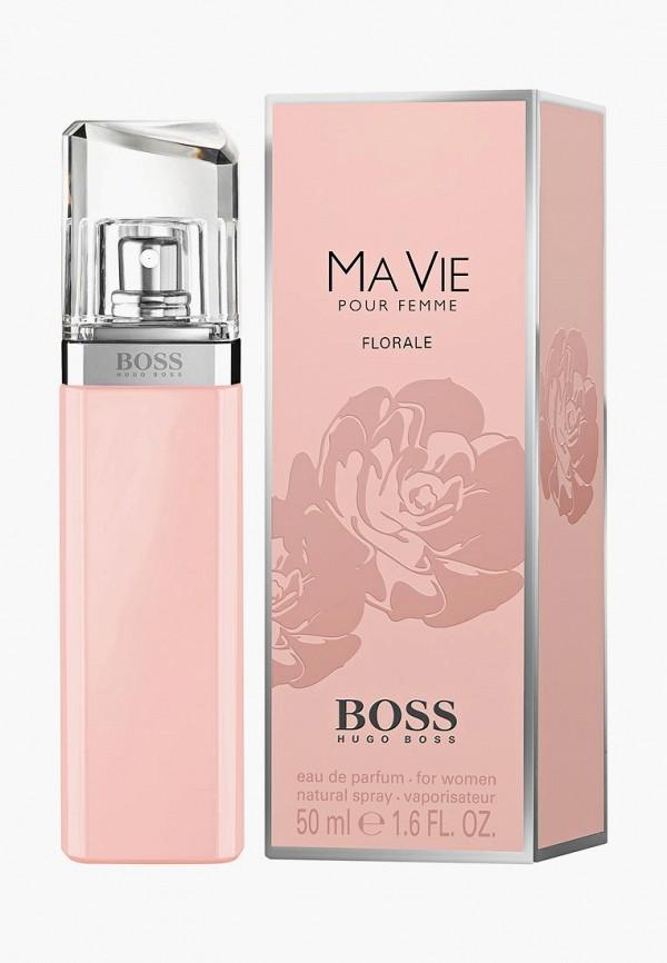 Парфюмерная вода Hugo Boss Hugo Boss HU001LWQTQ02 парфюмерная вода hugo boss hugo boss femme объем 30 мл вес 80 00