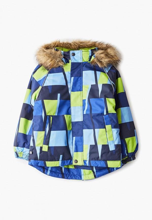 Куртка утепленная Huppa Huppa HU009EBFSFM1 куртка для мальчика huppa lucas цвет темно синий 17770055 70086 размер 140
