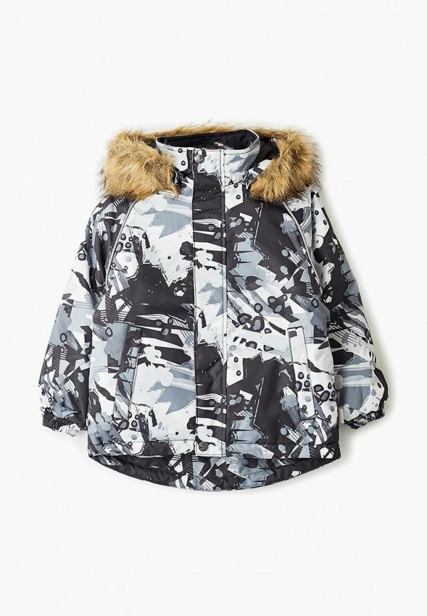 куртка huppa для мальчика, разноцветная