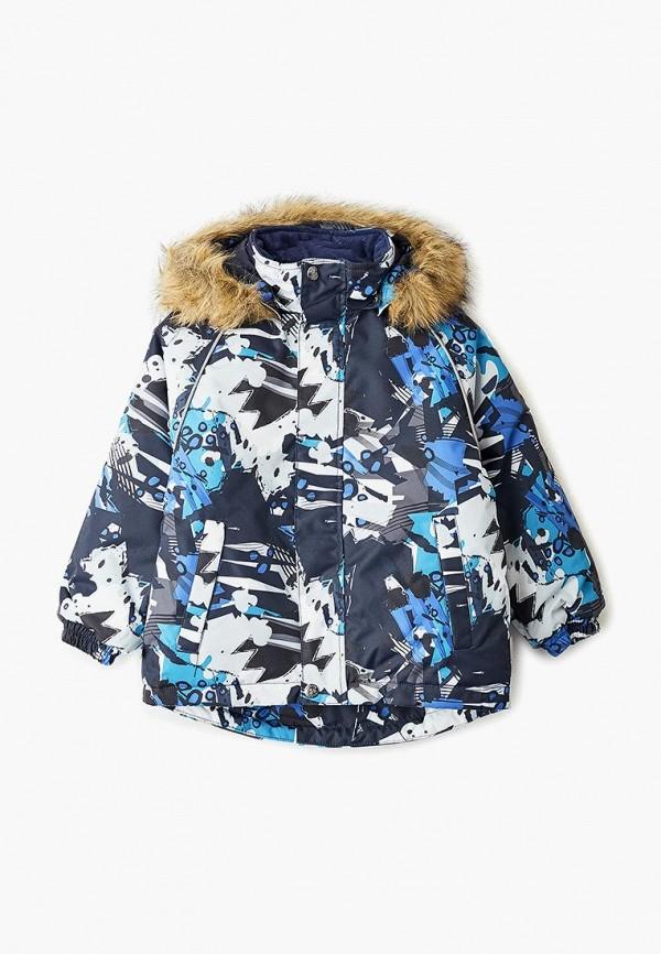 Куртка утепленная Huppa Huppa HU009EBFSFM4 куртка для мальчика huppa lucas цвет темно синий 17770055 70086 размер 140