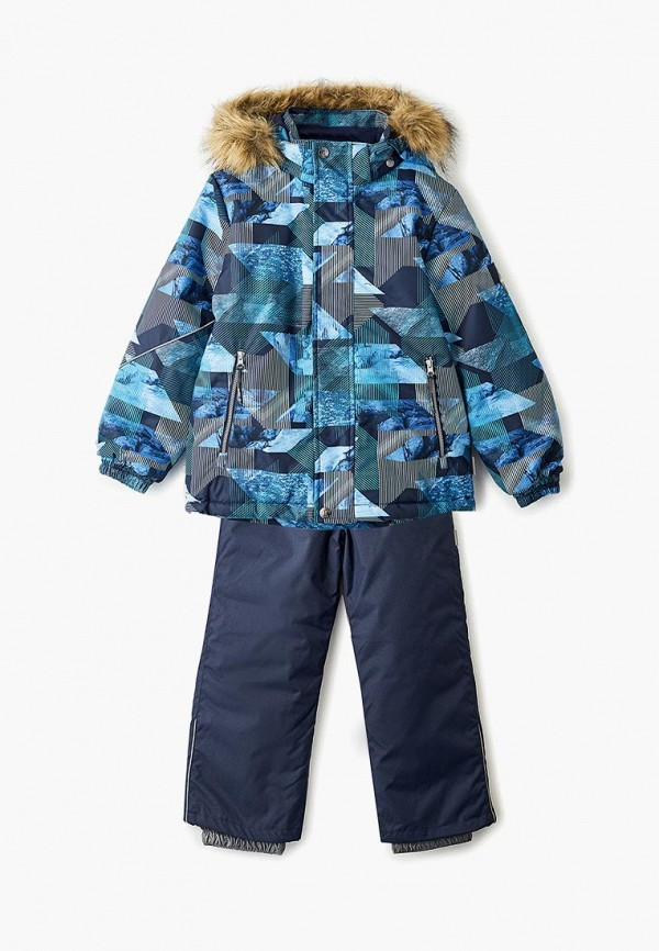 костюм huppa для мальчика, синий