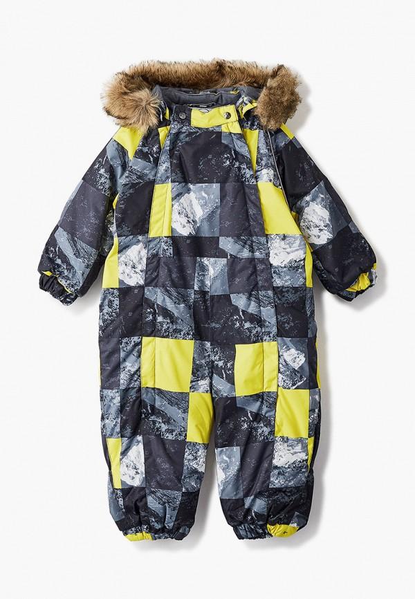 комбинезоны и костюмы huppa для мальчика, серые