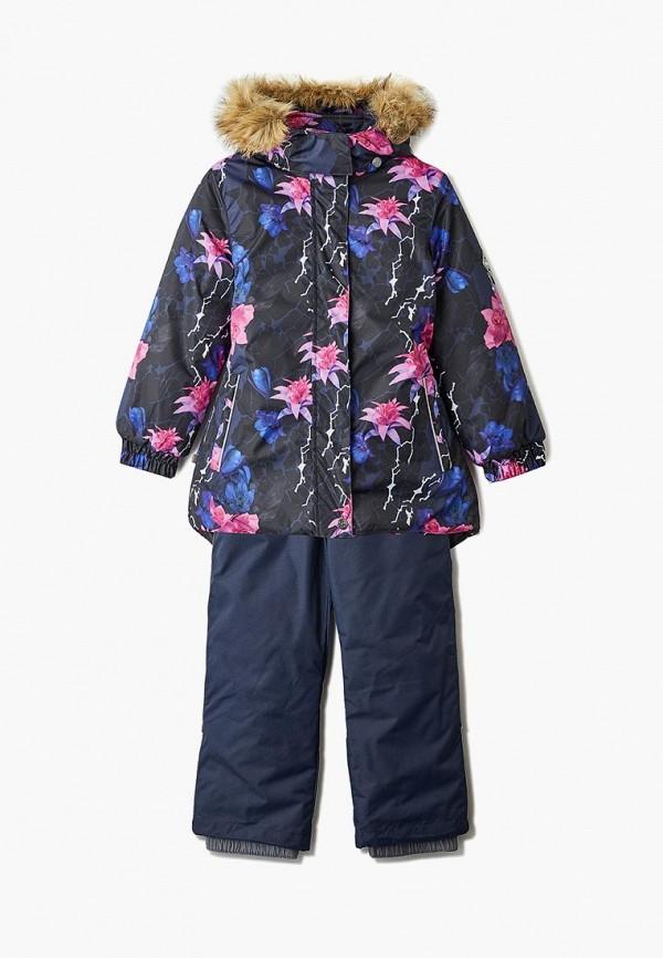 комбинезоны и костюмы huppa для девочки, синие