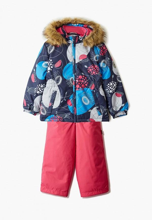 костюм huppa для девочки, разноцветный