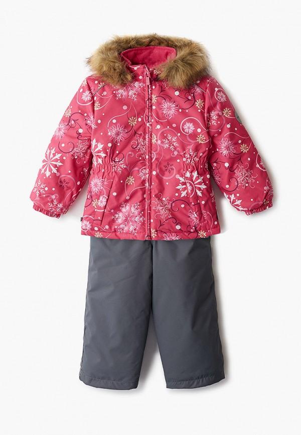 комбинезоны и костюмы huppa для девочки, разноцветные