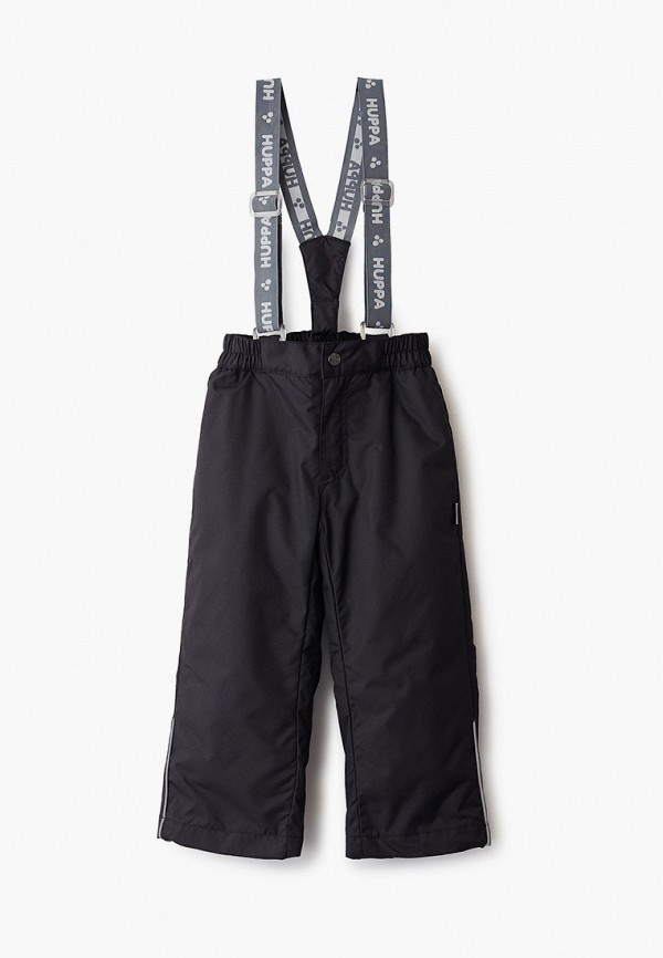 брюки huppa малыши, черные