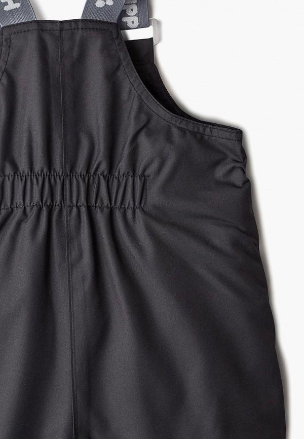 Фото 3 - Комбинезон утепленный Huppa черного цвета