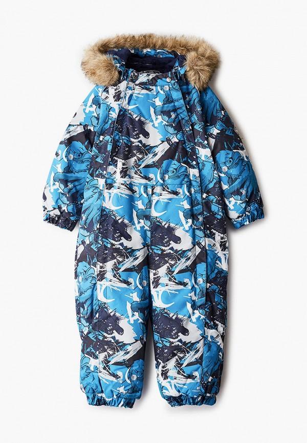 комбинезоны и костюмы huppa малыши, синие