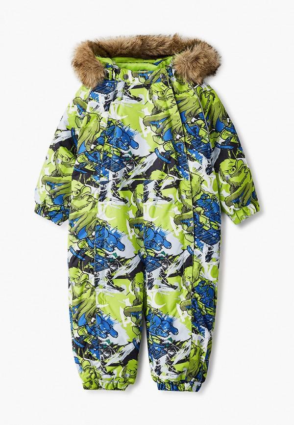 комбинезоны и костюмы huppa малыши, зеленые