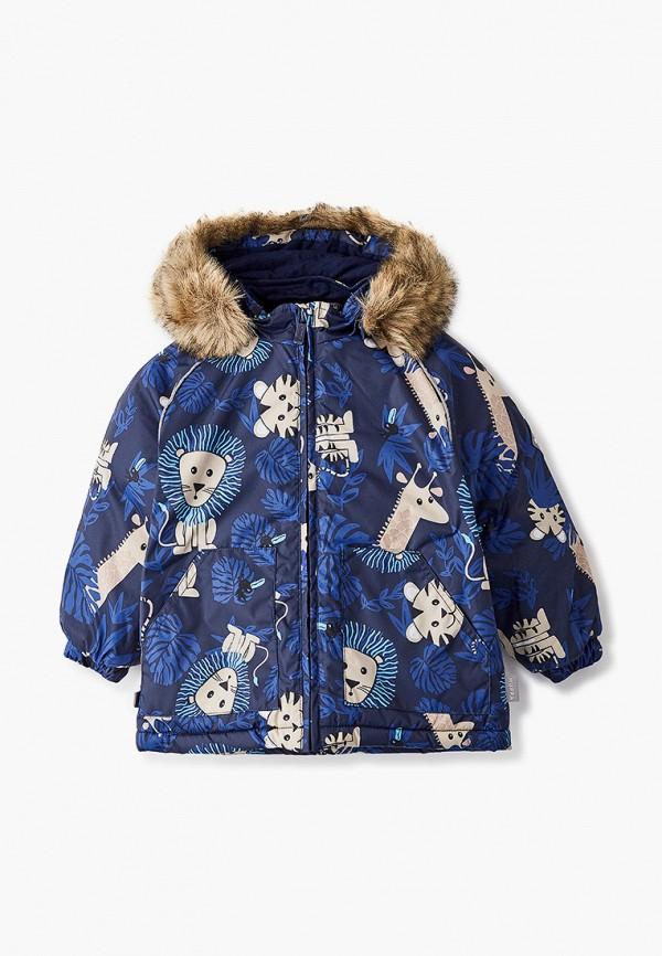 куртка huppa малыши, синяя