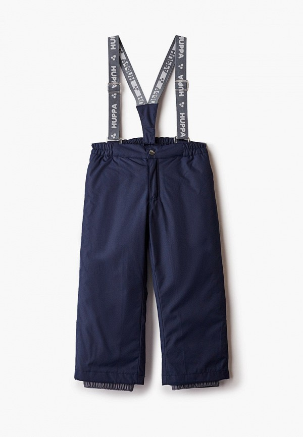 брюки huppa малыши, синие