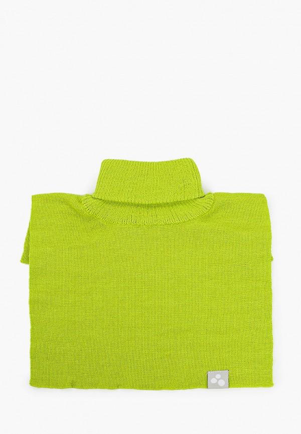 манишки huppa для мальчика, зеленые