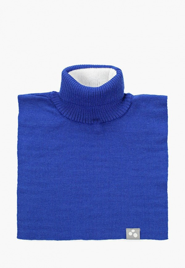 шарф huppa для мальчика, синий