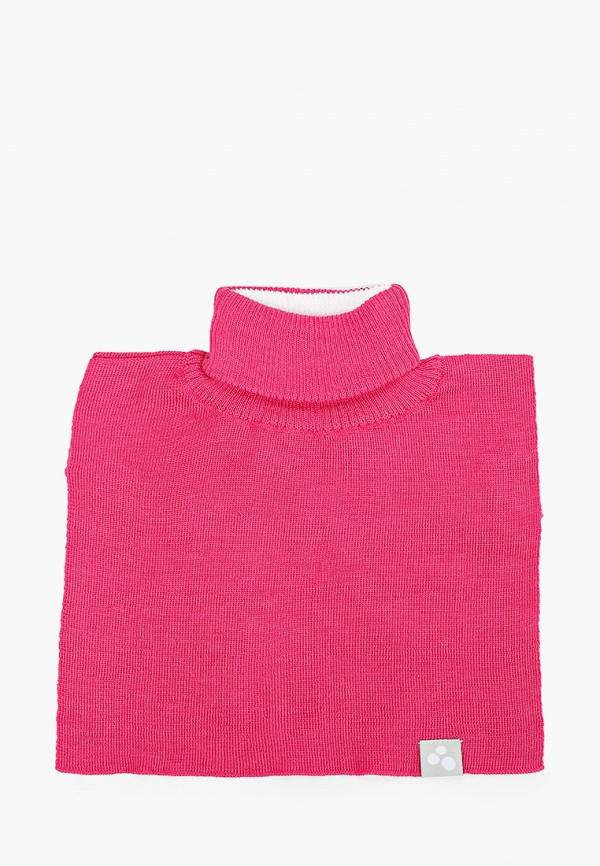 манишки huppa для девочки, розовые