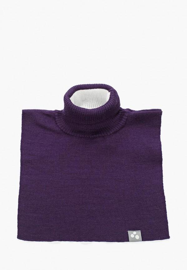 воротник huppa для девочки, фиолетовый